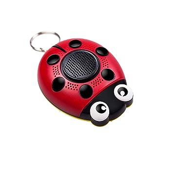 Alarma Personal De Emergencia, 120Db Lovely Big Ladybug ...