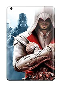 6364044K60922335 Quality Case Cover With Assassins Creed Brotherhood Nice Appearance Compatible With Ipad Mini 3