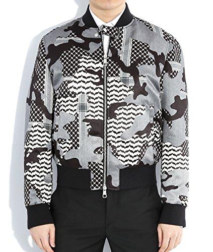 wiberlux-neil-barrett-mens-camouflage-zip-up-bomber-jacket-m-black