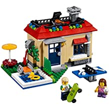LEGO Creator Modular Poolside Holiday 31067 Building Kit (356 Piece)