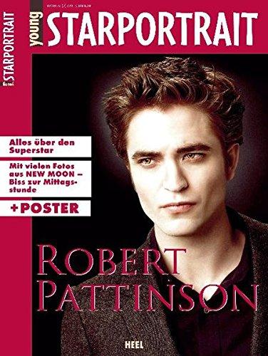 Starportrait Robert Pattinson 2