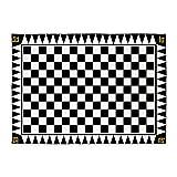 CafePress Le Droit Humain Masonic 539;X739;Area Rug Decorative Area Rug, 5'x7′ Throw Rug Review