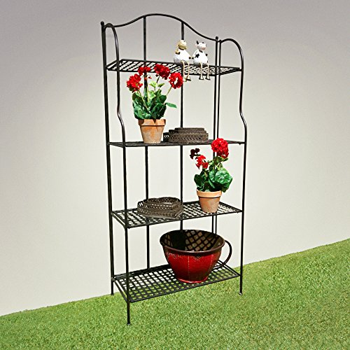 Iron French Wall Shelf - 2
