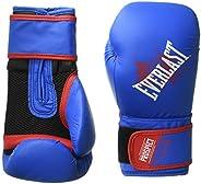 Everlast Prospect Youth Training Gloves , Blue, red