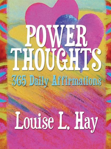 Power Thoughts cover