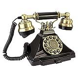 Antique Phone - Royal Victoria 1938 Rotary Telephone - Corded Retro Phone - Vintage Decorative Telephones