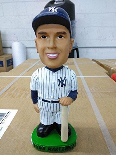 (Tino Martinez New York Yankees Bobblehead MLB)