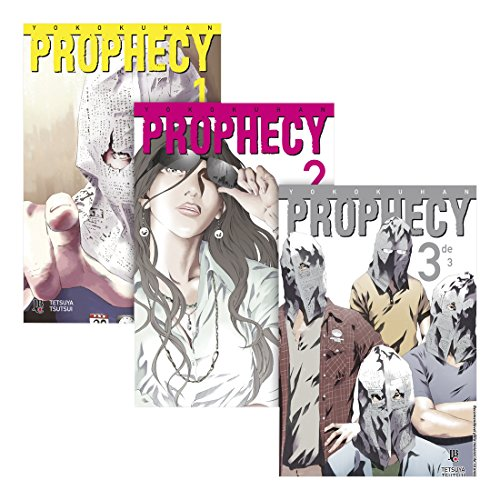 Coleção Prophecy - Volumes 1, 2, 3