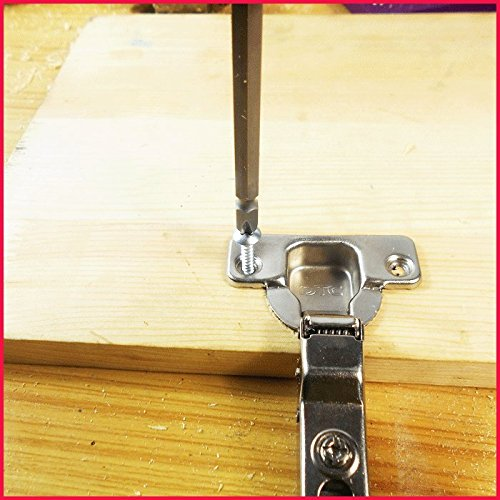 Aluminum Alloy 35mm Hinge Drilling Jig 35mm Forstner Bit Set Woodworking Door Boring Hole Template Hole Puncher Hole Locator DIY Tool