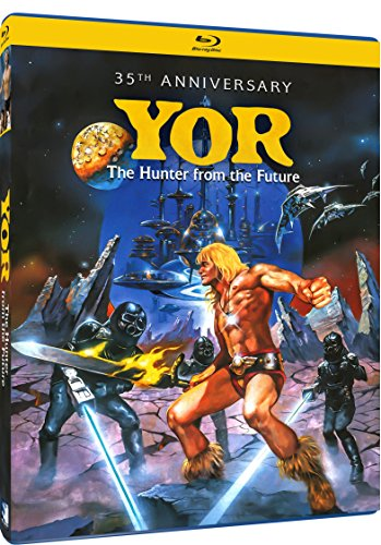 Yor - The Hunter From The Future - 35th Anniversary Edition - - Future Head