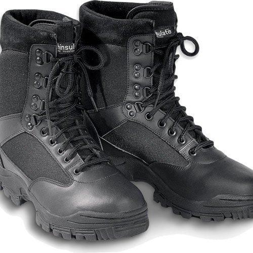 SURPLUS Security Boots schwarz, 47