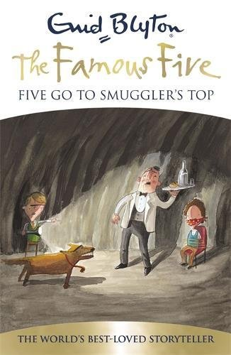 Reading mile authors enid blyton famous five novels 04 five go to smugglers top fandeluxe Choice Image