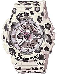 G-Shock BA110LP-7A Baby-G White Series Luxury Watch - White / One Size