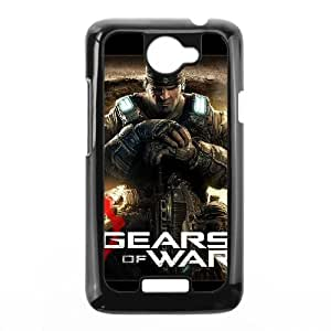 HTC One X Phone Case for Gears of War pattern design GQ05GW85466