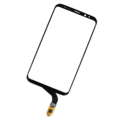 Black Goodyitou Touch Screen Glass Digitizer Replacement for Samsung Galaxy S8+//S8 Plus//G955F//G955FD//G955U//G955A//G955P//G955T//G955V//G955R4//G955W//G9550
