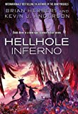 Front cover for the book Hellhole by Brian Herbert