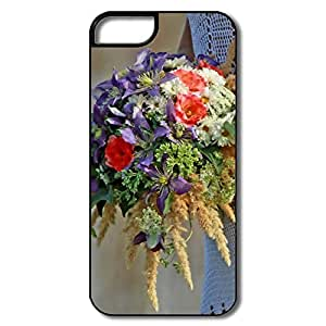 IPhone 5 5s Case Cover Summer Wedding,Custom Make Your Own Keep Calm Case For IPhone 5 5s