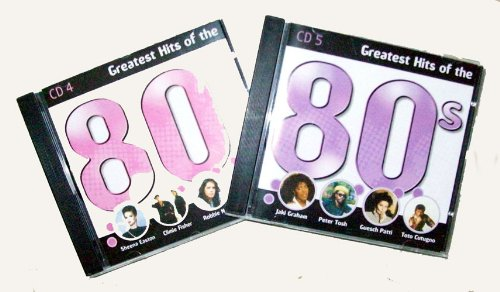 Greatest Hits Of The 8 0 s (2 CD BundIe) (The Best Of Tosh 0)