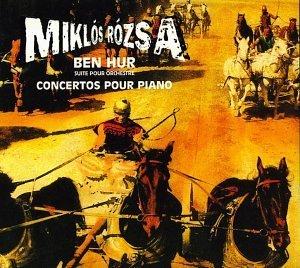 Rozsa: Ben Hur / Concertos pour Piano / Spellbound
