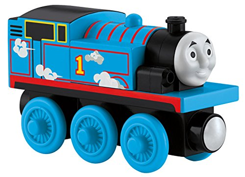 Fisher-Price Thomas & Friends Wooden Railway, Roll & Whistle Thomas