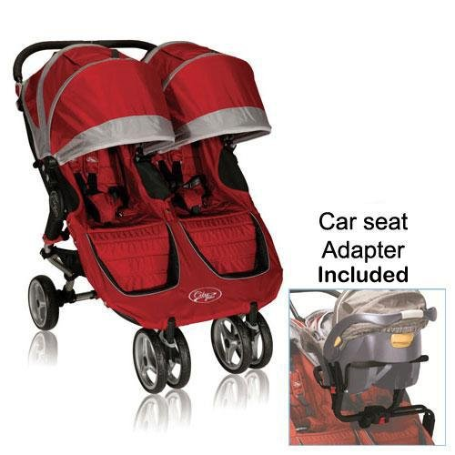 Baby Jogger Double Stroller Car Seat Adapter Chicco - 1