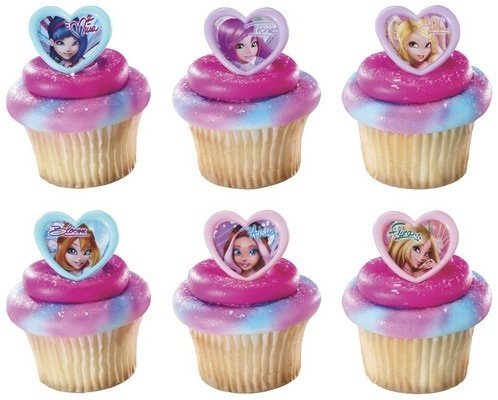 winx club birthday party supplies - 2