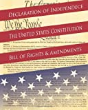 Declaration of Independence, the United States Constitution, Bill of Rights and Amendments, Founding Founding Fathers, 1495354776