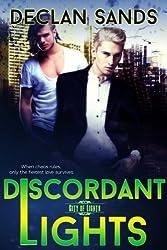 Discordant Lights [Gay Shifter Vampire Romance] (City of Lights Book 2)