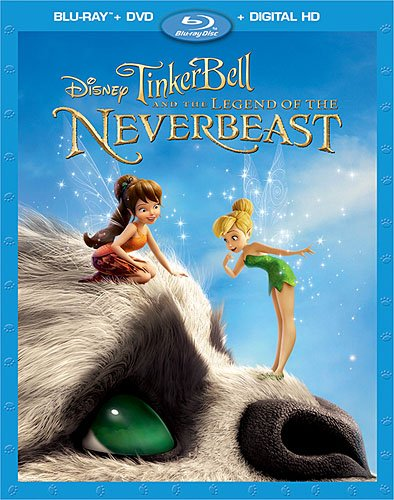 [Tinker Bell and the Legend of the Neverbeast [Blu-ray]] (Tinkerbell Pirate)