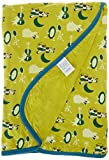 KicKee Pants Baby Boy's and Girls Swaddling Blankets