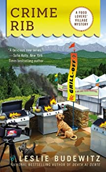 Crime Rib (Food Lovers' Village Book 2) by [Budewitz, Leslie]