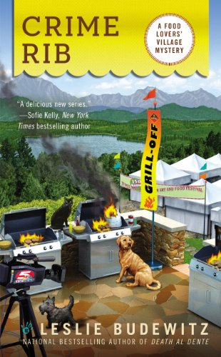 Crime Rib (Food Lovers' Village Book 2)