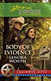 img - for Body of Evidence (Love Inspired Suspense) book / textbook / text book