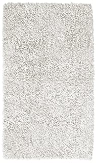 Pinzon 100% Cotton Looped Bath Rug with Non-Slip Backing - 21 x 34 inch, White (B000T2T9M4) | Amazon price tracker / tracking, Amazon price history charts, Amazon price watches, Amazon price drop alerts