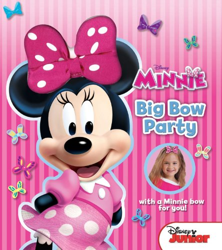 Disney Minnie's Big Bow Party (Dress-Up) (International Dress Up Ideas)