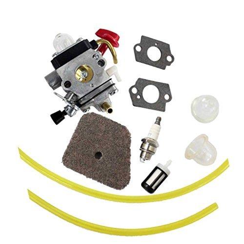 AISEN Pack of Carburetor Carb Gasket Air Filter Fuel Line For Stihl models KM100R KM110R KM90R SP90 SP90T FS90K HL90 HL95 HL95K S100RX FS110R FS110X FS110RX -  AI508