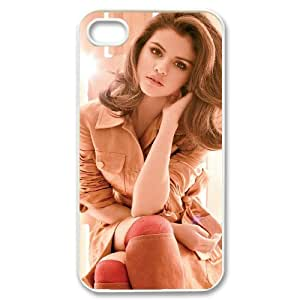 zZzZzZ Selena Gomez Shell Phone for iPhone 4/4S Cell Phone Case