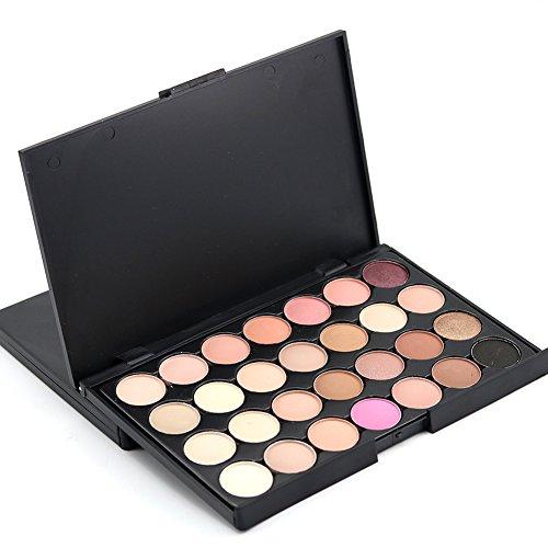 Shouhengda Eyeshadow Eye Shadow Palette Colors Makeup Kit Eye Color Palette Makeup Palette A01