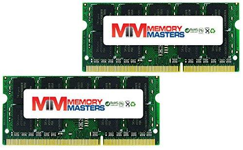 MemoryMasters 16GB KIT (2x8GB) DDR3L 1600MHz PC3-12800 Unbuffered ECC 1.35V SODIMM - Server memory, Not for regular laptops -