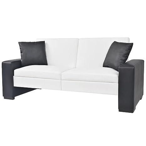 Tidyard- Sofá Cama Ajustable de Diseño Contemporáneo con 3 ...