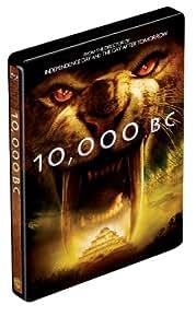 10,000 BC (Limited Edition SteelBook) [Blu-ray]
