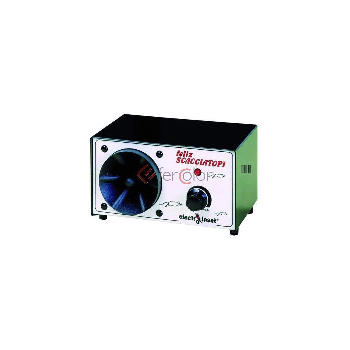 grandi prezzi scontati Vigor Blinky EL2000 Electroinset Scacciatopi Scacciatopi Scacciatopi per Spazi Medi  risposte rapide