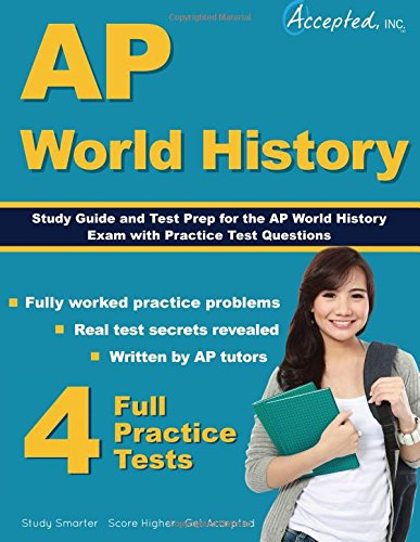 Download AP World History Study Guide: Test Prep and