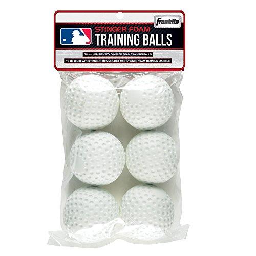 Franklin Sports MLB Stinger Foam Training Balls
