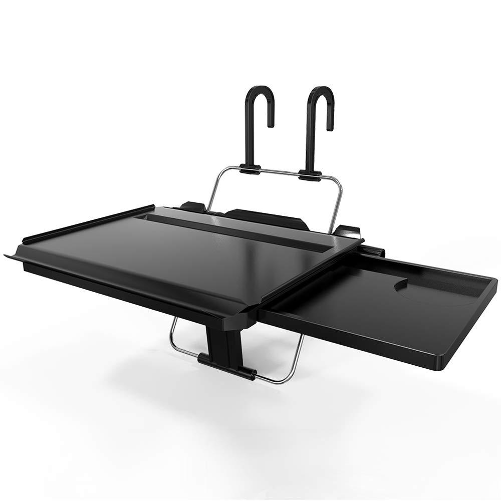 ElfAnt Car Steering Wheel Seat Headrest Multi-Functional Tray for Writing Laptop Dining Food Drink Work by ElfAnt
