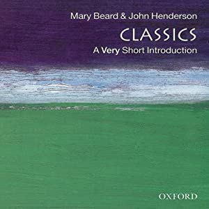 Classics: A Very Short Introduction Audiobook