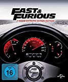 Fast & Furious, 7-Movie Extreme Action Edition, 7 Blu-rays + 1 DVD