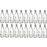 Bormioli Rocco - Lote de Botellas de Cristal