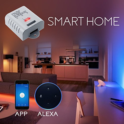 mimoo wireless wifi switches remote control smart switch light switches timers works with. Black Bedroom Furniture Sets. Home Design Ideas