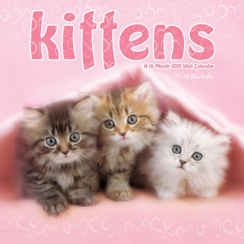 KEITH KIMBERLIN- KITTENS 2010 Wall Calendar ()